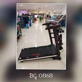 Treadmill Elektrik Kyoto Tek. Jepang // Oswald DR 18C56
