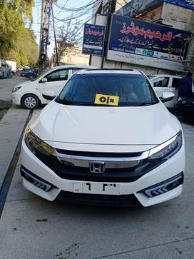Honda Civic VTI Oriel Prosmatec 1.8 Bank Leased