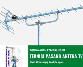 Pusat Terdekat Pasang Baru Antena Tv Digital Tebet Timur Jakarta