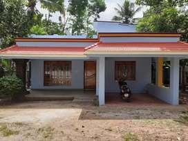 Kollam chathannoor edanad 1600 sqrf house