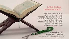 Learn Online Quran With Ilm ul Quran Online Academy - Quran Classes