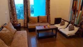 3bhk fully furnished flat basant citi pakhowal road.