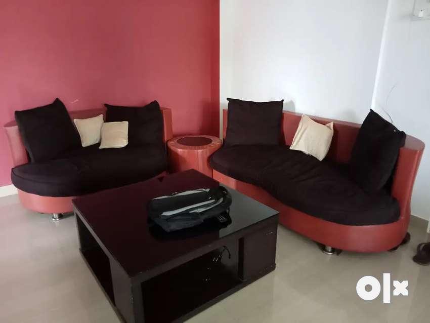 5 seater small sofa set