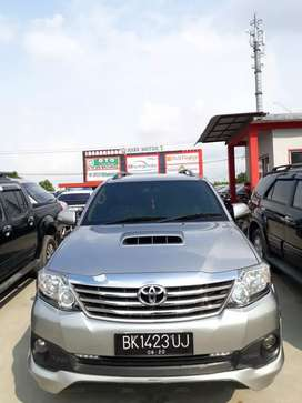 Fortuner 2015 G solar matic