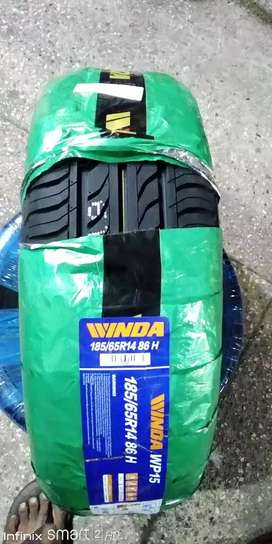 New Winda Tire for Civic,Corolla,City, Swift,Vitz,Aqua,Prius 15 Size