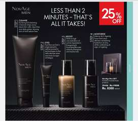 Men  n women skincare, haircare set n separate products