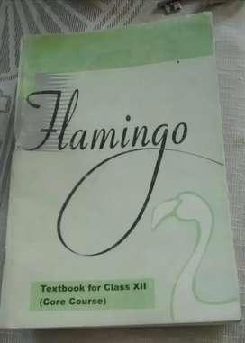 Flamingo and vistas book of english