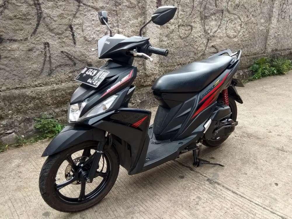 Yamaha mio Z tahun 2018 Plat B Bekasi