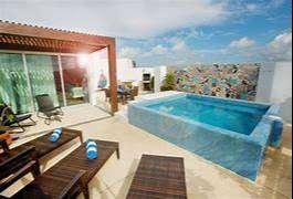 Duplex Penthouse of 4 BHK with Personal Jacuzzi, Garden, Bar -Zirakpur