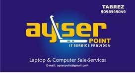 Laptop repairing center