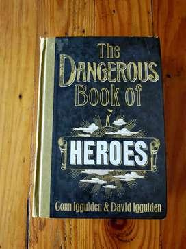 Buku Impor Langka The Dangerous Book of Heroes
