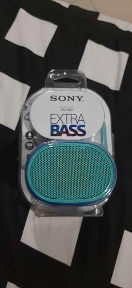 Speaker bluetooth sony