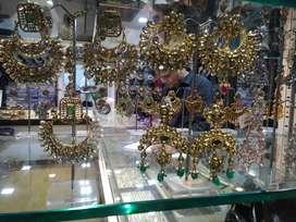 Imitation jewellery work