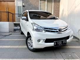 [Jual Cepat] Toyota Avanza 1.3 G Putih 2013 Double Airbag