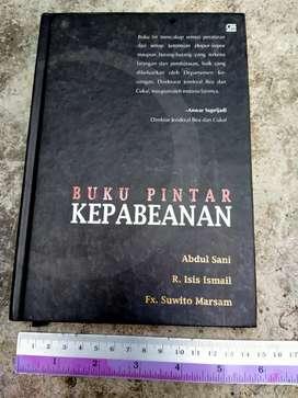 Buku Pintar Kepabeanan