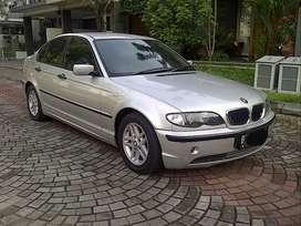 Dijual Bmw 318i e46 2003 facelift