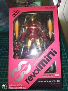 Revoltech mini ironman
