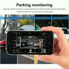 Hidden Dashcam Wifi Car DVR 720p Driving Video Recorder