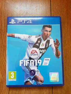 Fifa 19 Playstation ps4