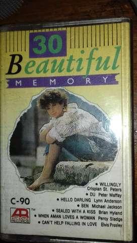 Kaset pita 30 beautiful memory