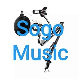 Arm stand mic condenser mount 360 lazypod phone holder hp Pop Filter