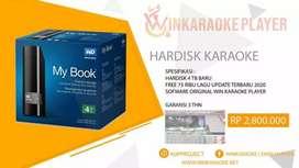 Hardisk 4TB Karaoke