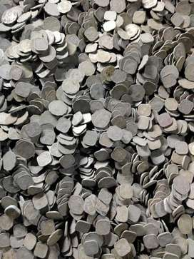 100 KG of Old Indian Coins Cheap Rate
