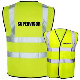 SUPERVISORS REQUIRED