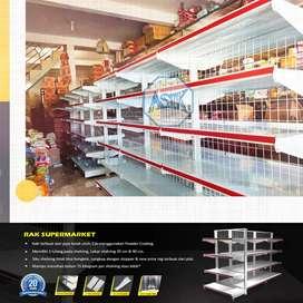 BARU Langsung PABRIK - Rak Toko Minimarket Modern terMURAH