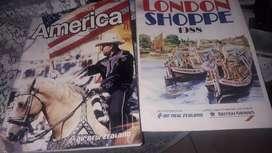 Jual 2 buah majalah dari air new zealand edisi 1988