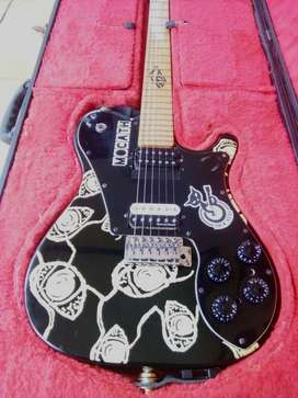 Jual Gitar Hardee HD-3 Eye Abdee Slank Signatur Original
