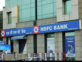 Urgent requirement for banks job