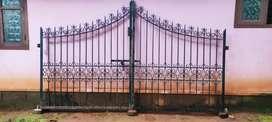 IRON 10 FEET GATE