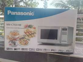 Panasonic microwave oven convention