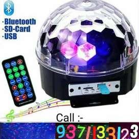 LED DISCO MUSIC LIGHT