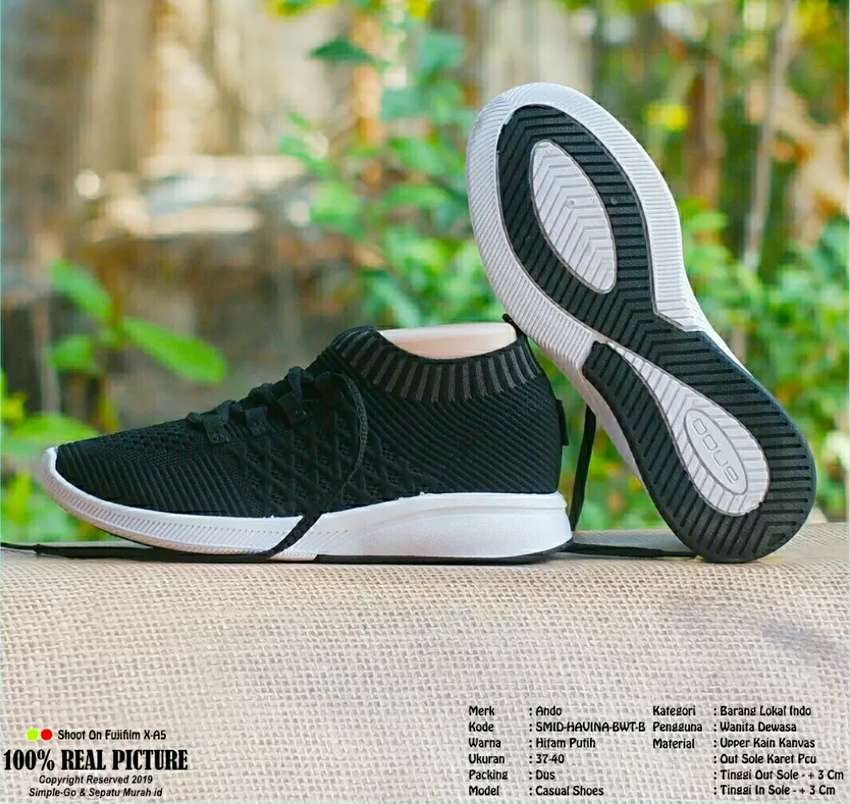 Sepatu sport wanita Ando HAVINA, size 37-40 0