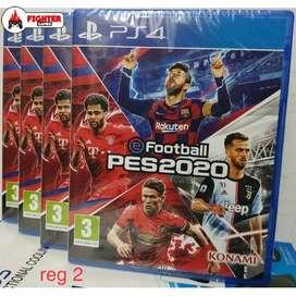 PES 2020 PS4 kaset BD READY