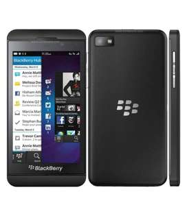 New Blackberry Z 10 packed box with 16 GB internal