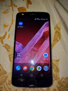 Moto Z2 play pta approved no any fault nice condition