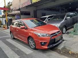 Toyota Yaris 1.5 TRD Sportivo Manual 2015 Asli AG Istimewa