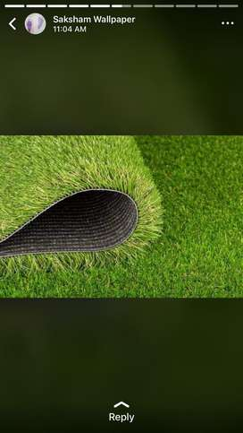 Artificial Grass (35 & 40mm) ₹70/sq.foot. (BEST QUALITY PRODUCT)