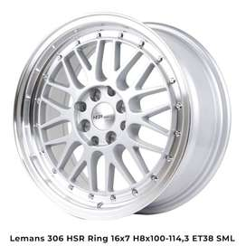 velg r17 lemans ( avanza,freed,bri,jazz )