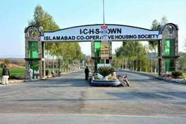 5 marla plots for sale in Islamabad Cooperative Housing Society