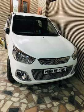 Alto K10 LXI 2015 model first owner no accident no problem