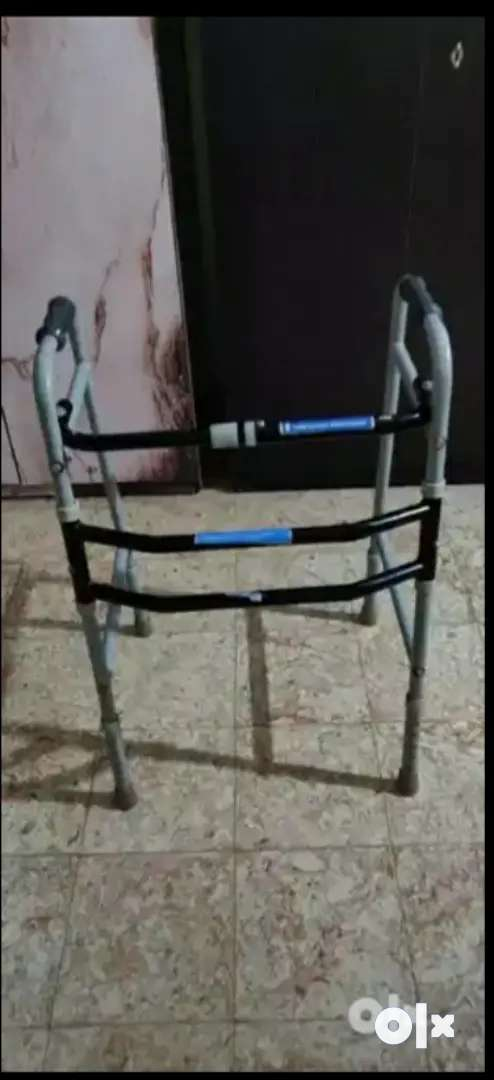 Walker - Foldable and Adjustable - Rs. 1500/-