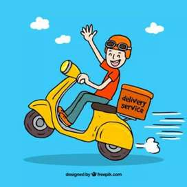 Wanted Food Delivery Boys in Gudivada