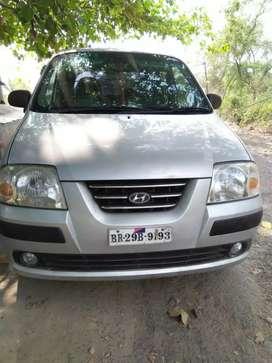 Hyundai Santro xing, 2006 model,good average, low budget