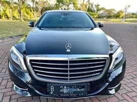 Mercy S400 / Mercedes Benz S400L / W222 / S400 pmk 2015