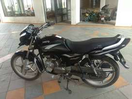 Single hand use 1st owner bike in very good condition with all paper