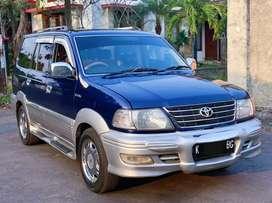 Toyota Kijang Krista Luxury 2004 EFI Injeksi 2.0 Manual Antik Dr Baru
